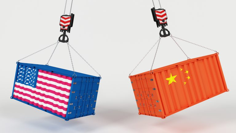 EUA X China - Reprodução