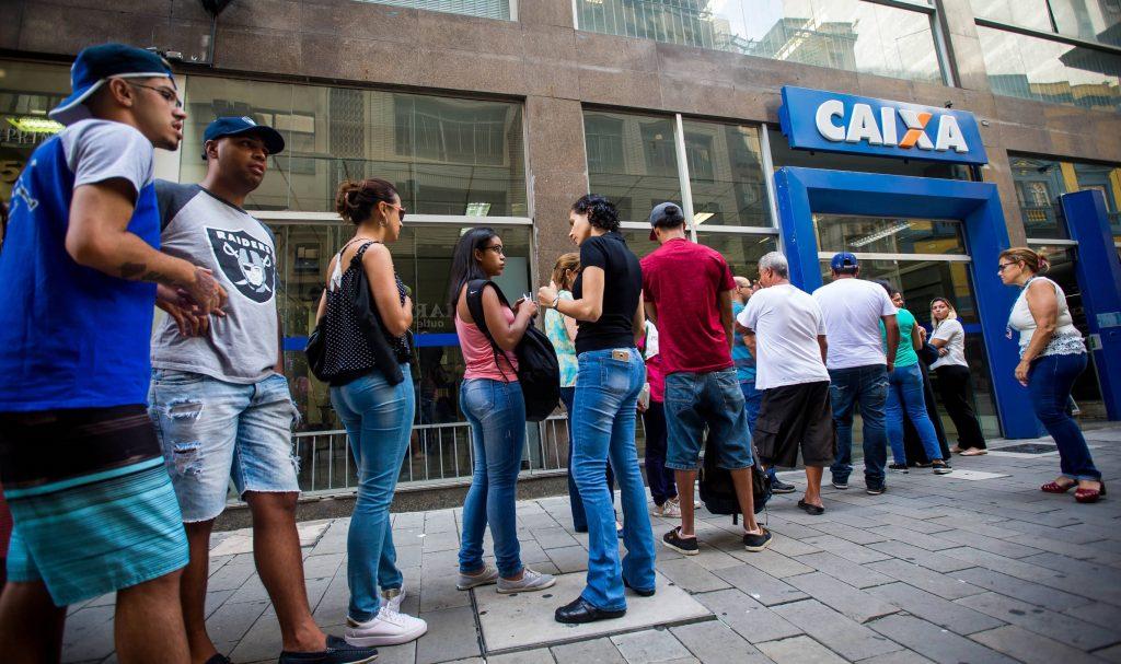 Caixa Econômica - Marcus Leoni Folhapress
