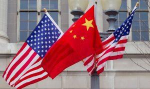 China vs EUA - Reprodução