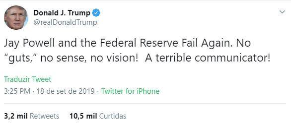 Donald Trump - EUA