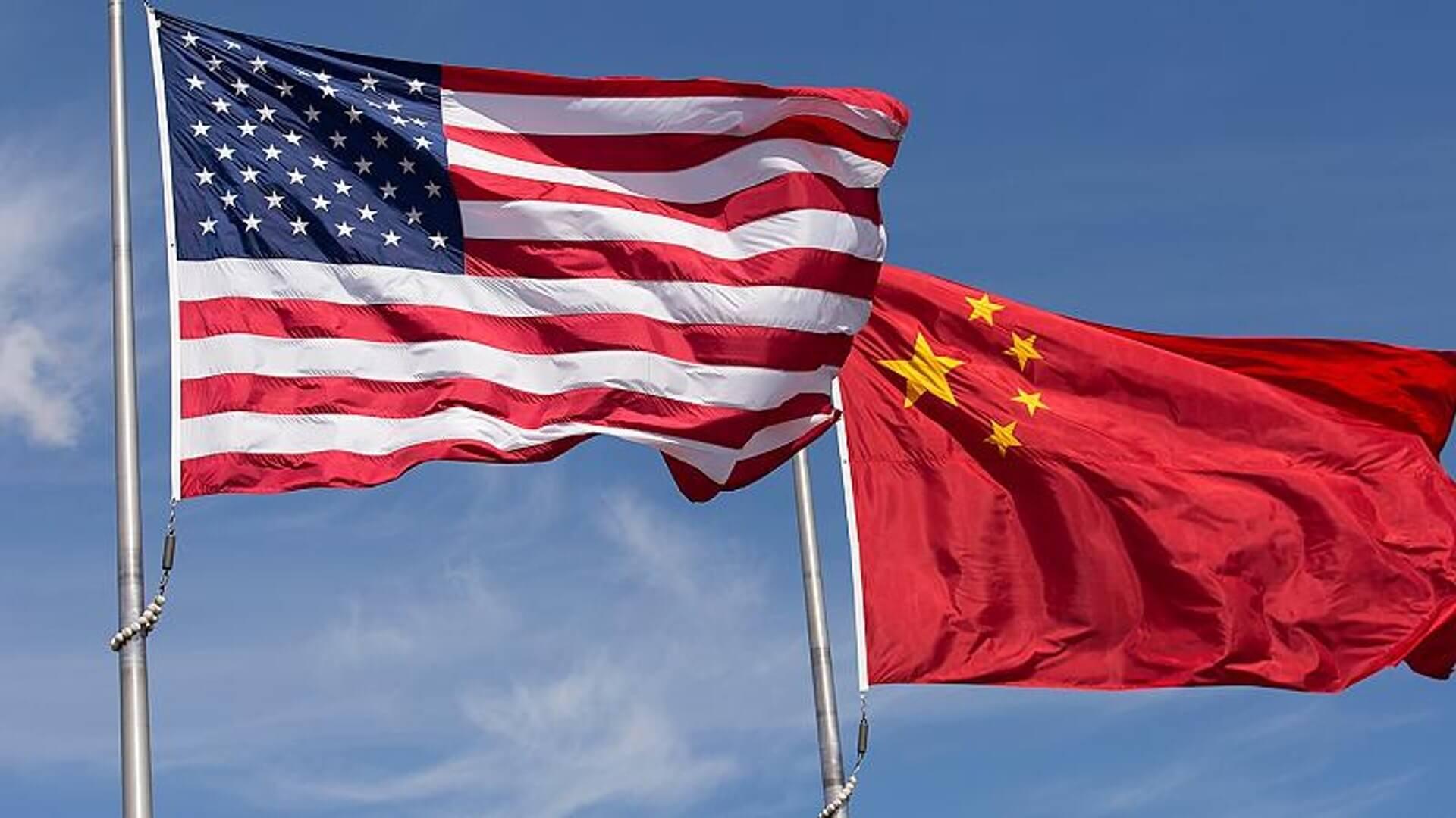 EUA e China - Reprodução