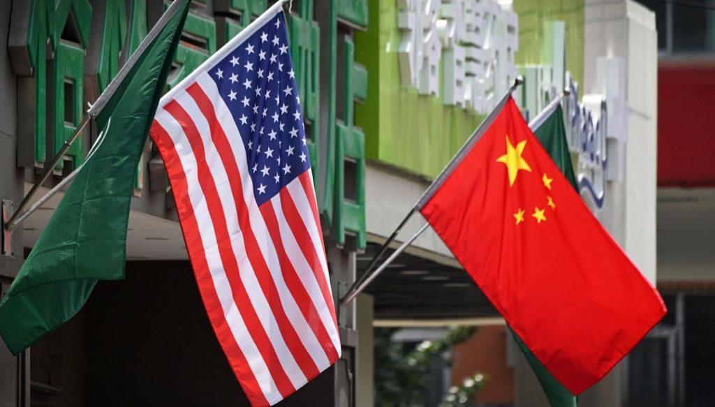 EUA x China - foto reprodução