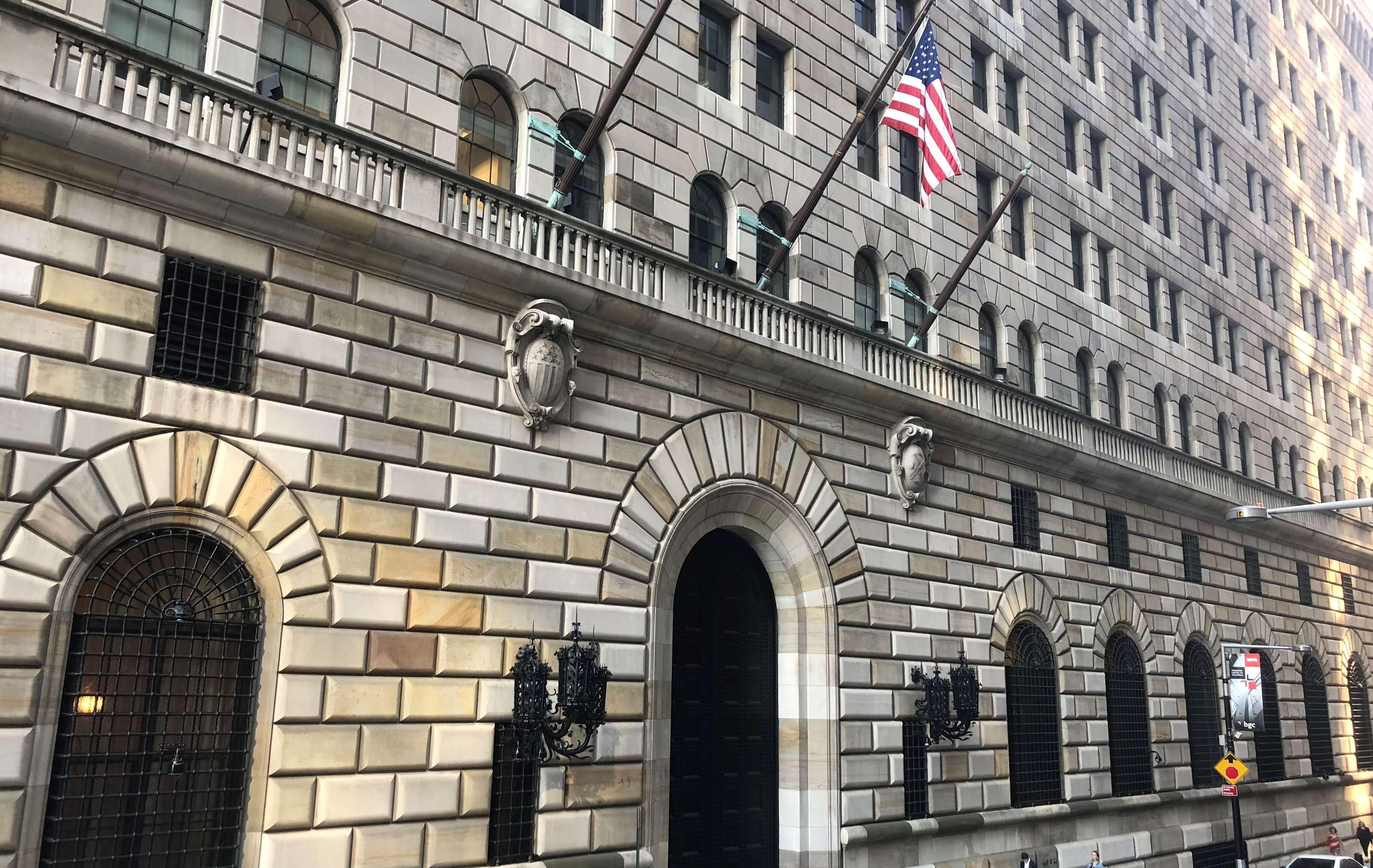Fed - Museum & Gold Vault Tour