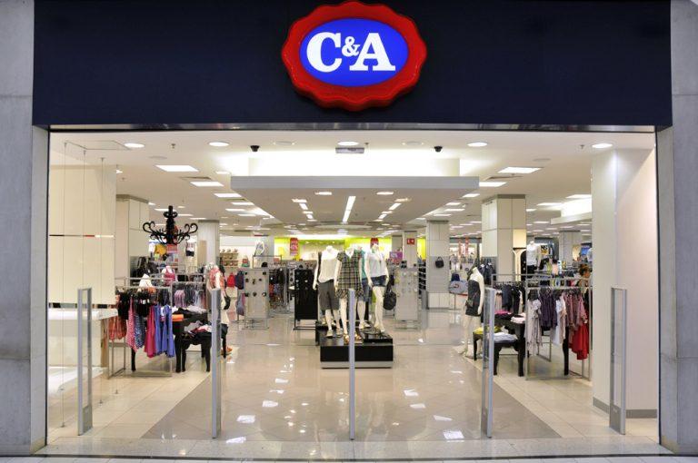 loja C&A manequins