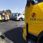 CCR - Foto de Jornal do Comércio