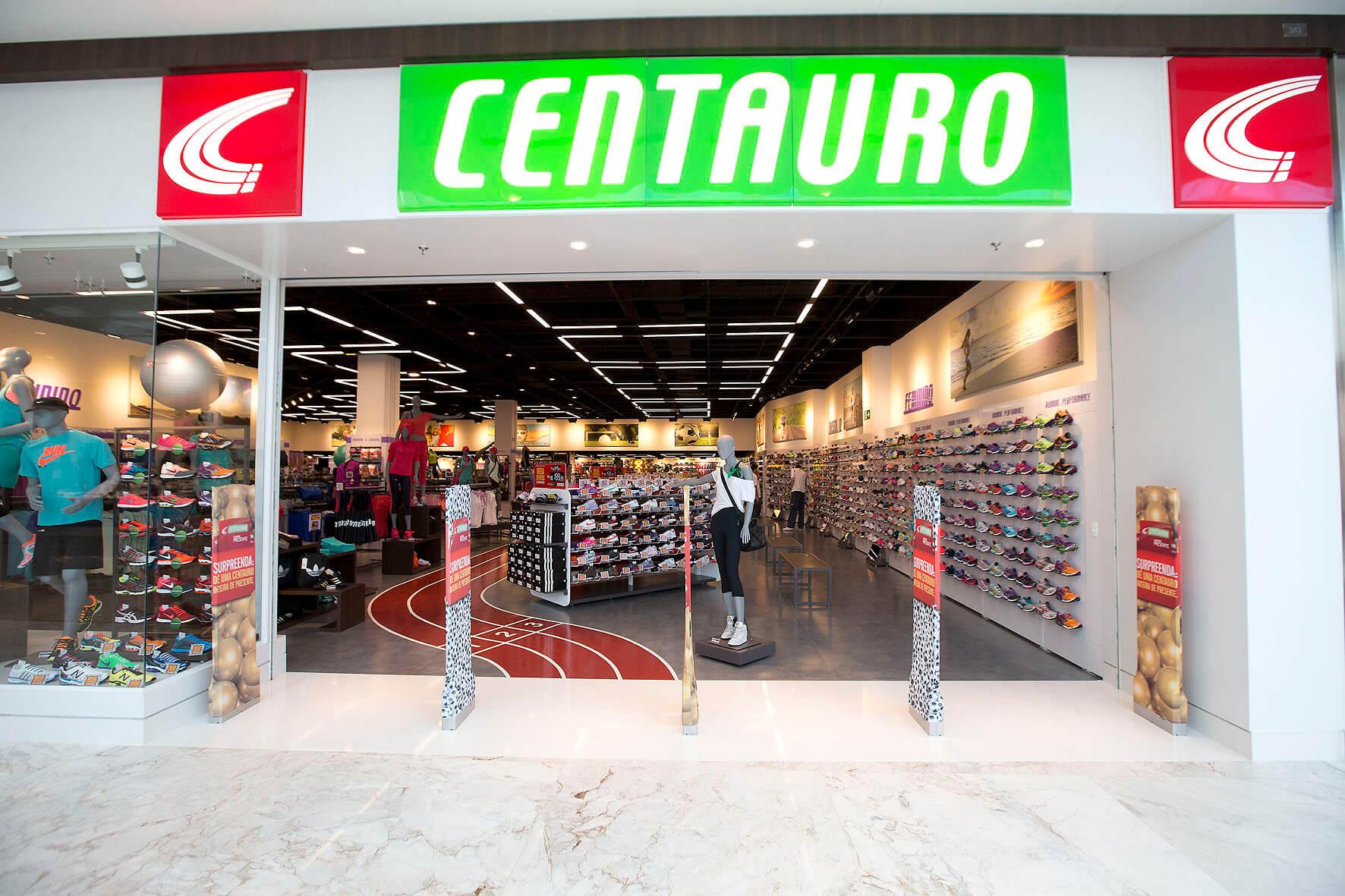 loja Centauro