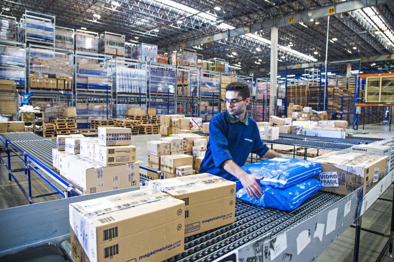 centro de distribuição magalu - Leandro Fonseca - Exame