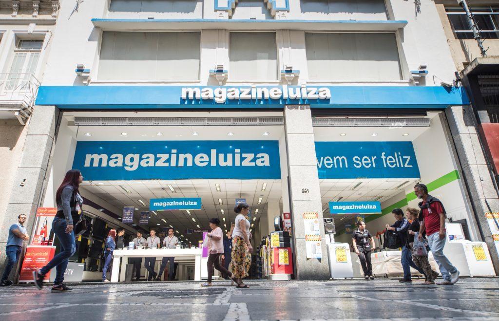 loja Magalu - Divulgação