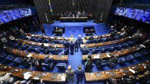plenario senado brasileiro
