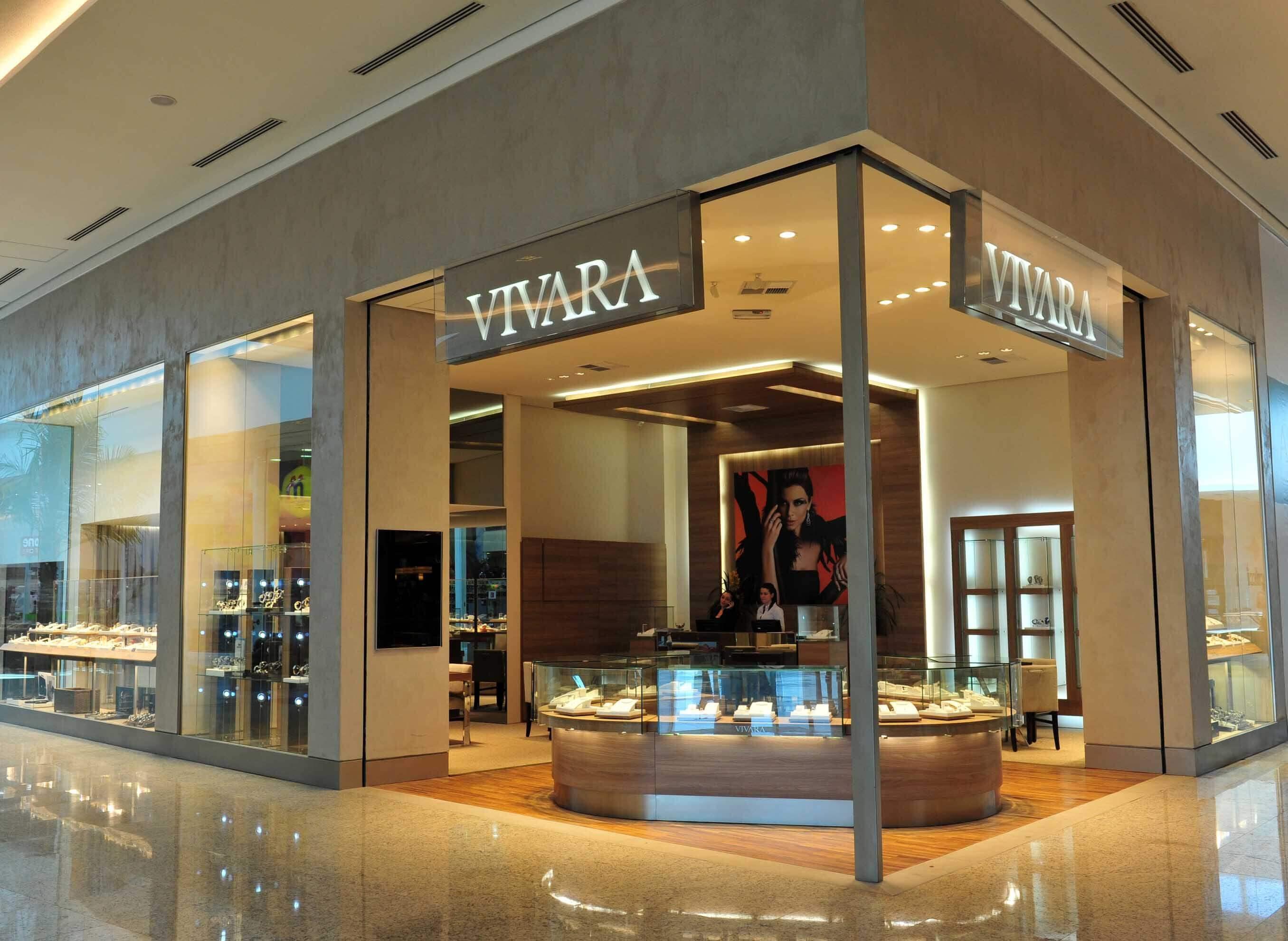 loja vivara shopping