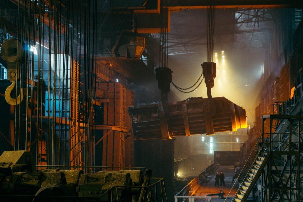 usina metalurgica