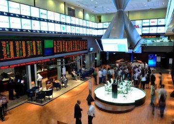 Bolsa de Valores de São Paulo - Foto divulgação