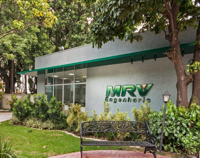 Fachada da MRV