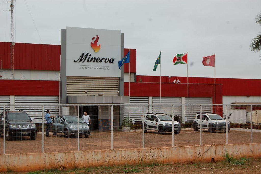 Minerva Foods - Dilvulgação