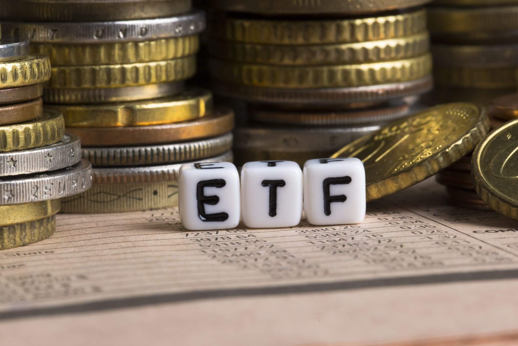 ETF, foto de Shutterstock