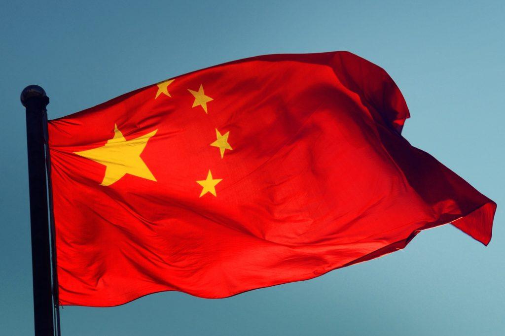 Bandeira chinesa, foto de Thinkstock