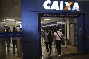 Caixa Econômica, foto de José Cruz - Agência Brasil