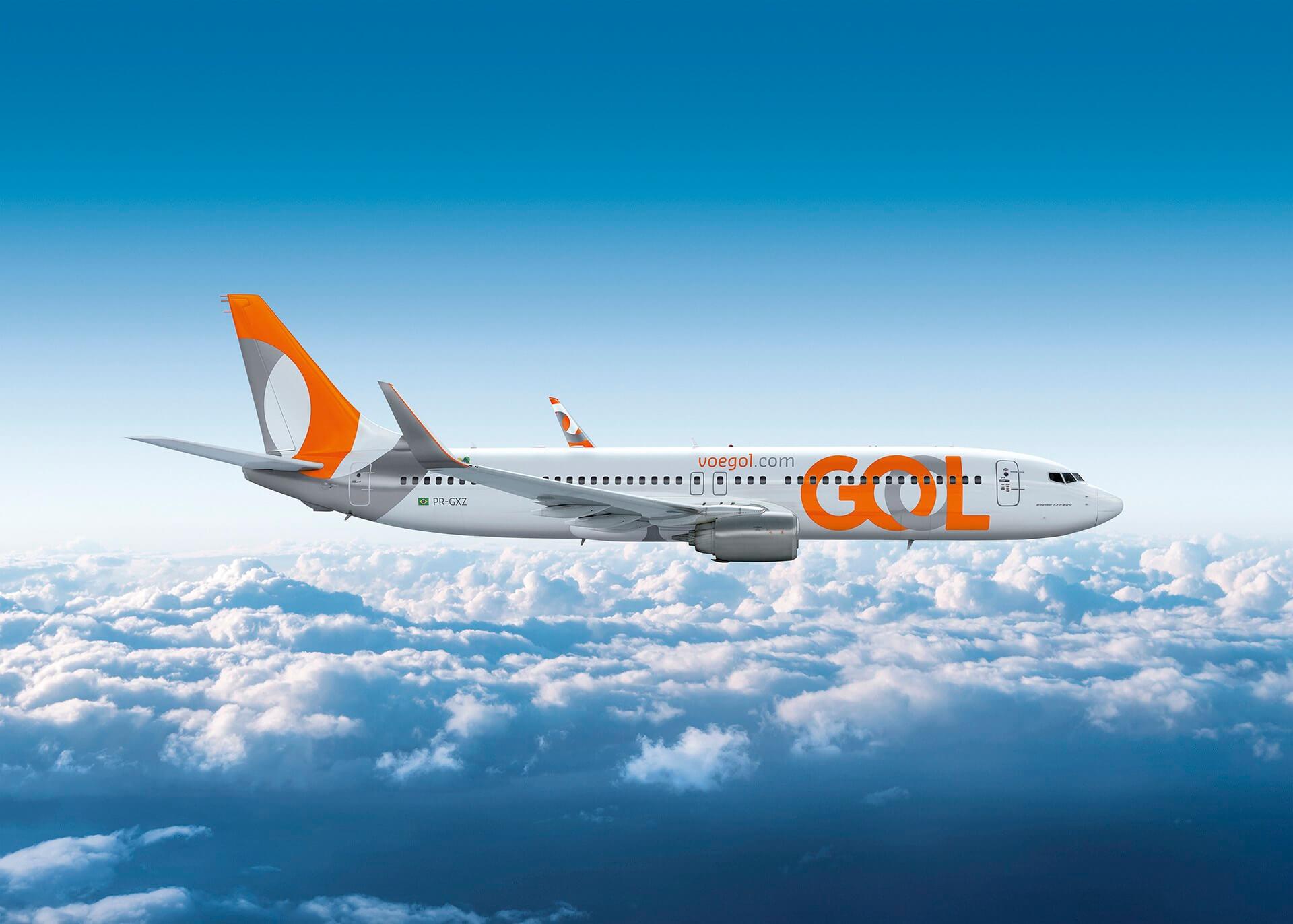 Companhias aéreas registram queda no pregão de hoje - Foto divulgação