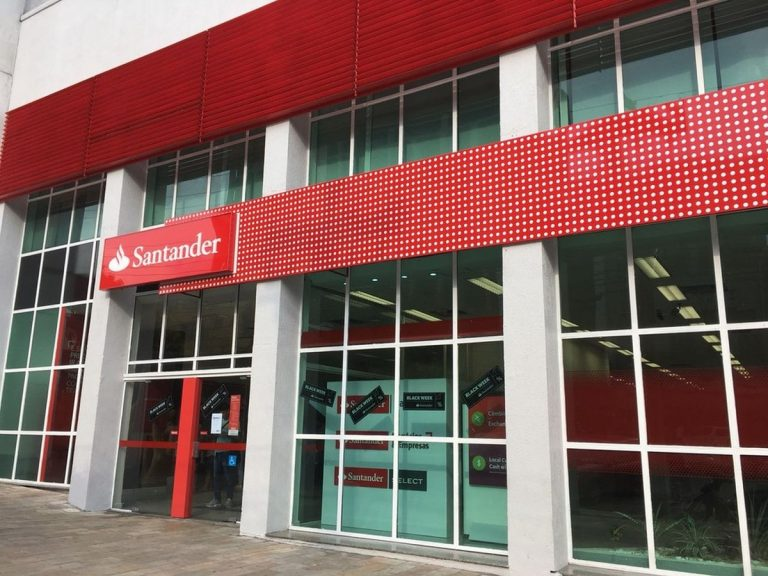 Santander, foto divulgação