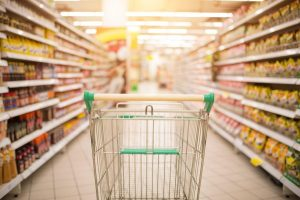 Supermercado, foto de Shutterstock