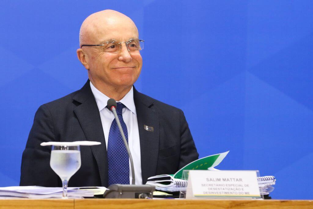 Salim Mattar, foto de Valter Campanato - Agência Brasil