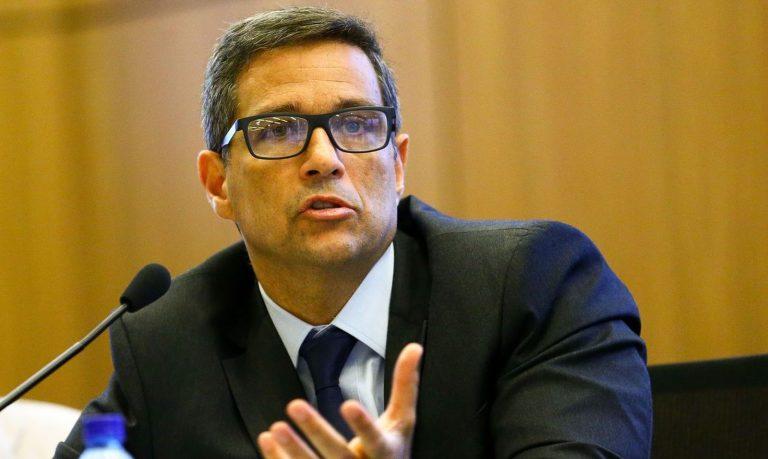 Roberto Campos Neto, foto de Agência Brasil
