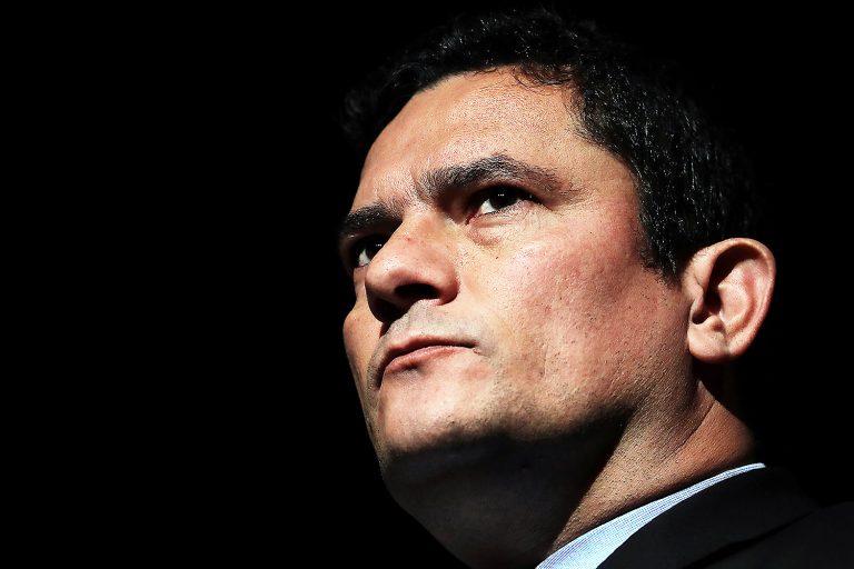 Sérgio Moro, foto de Foto: Marcelo Chello/CJPress/Folhapress