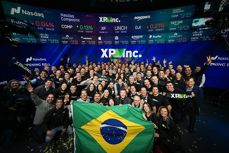 XP Inc - IPO Nasdaq