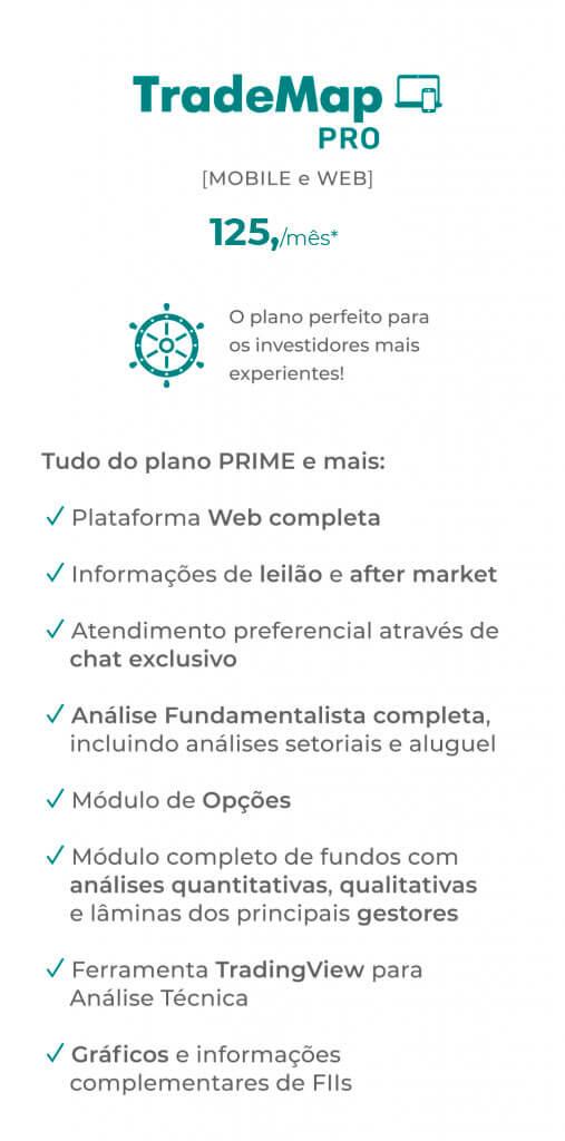 Plano Anual trade Map Pro