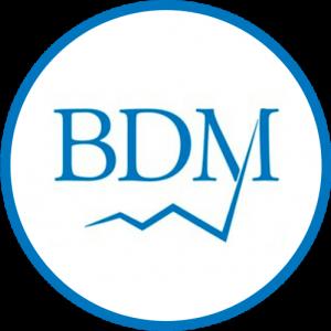 Logo BDM - Parceiro Trademap Prime