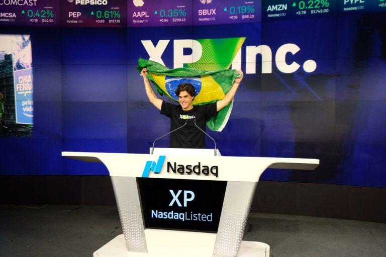 XP Inc na Nasdaq, foto divulgação