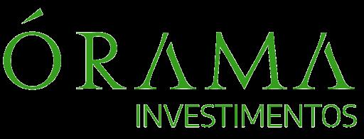 Logo orama investimentos color