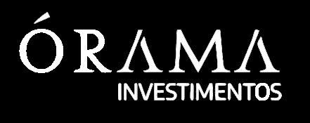 Logo oroma investimentos outline