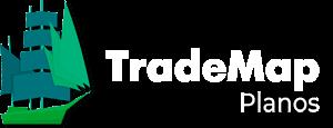 Logo Colorido TradeMap Planos