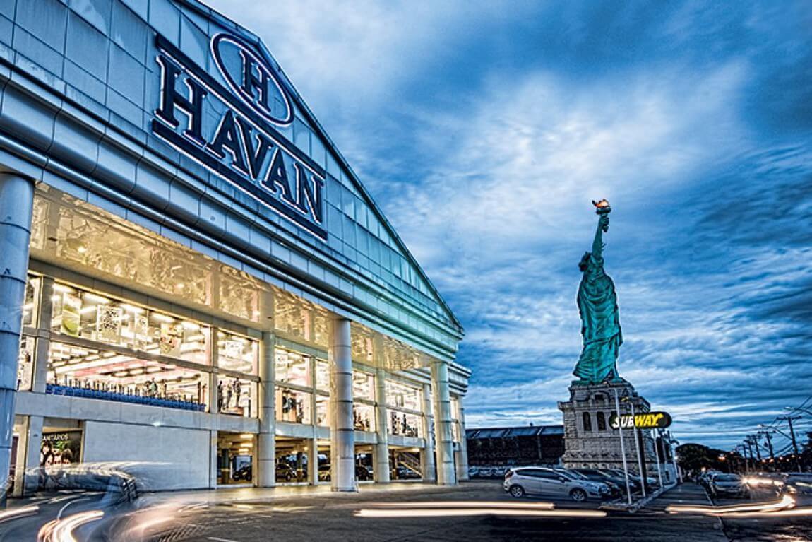 Lojas Havan Reprodução