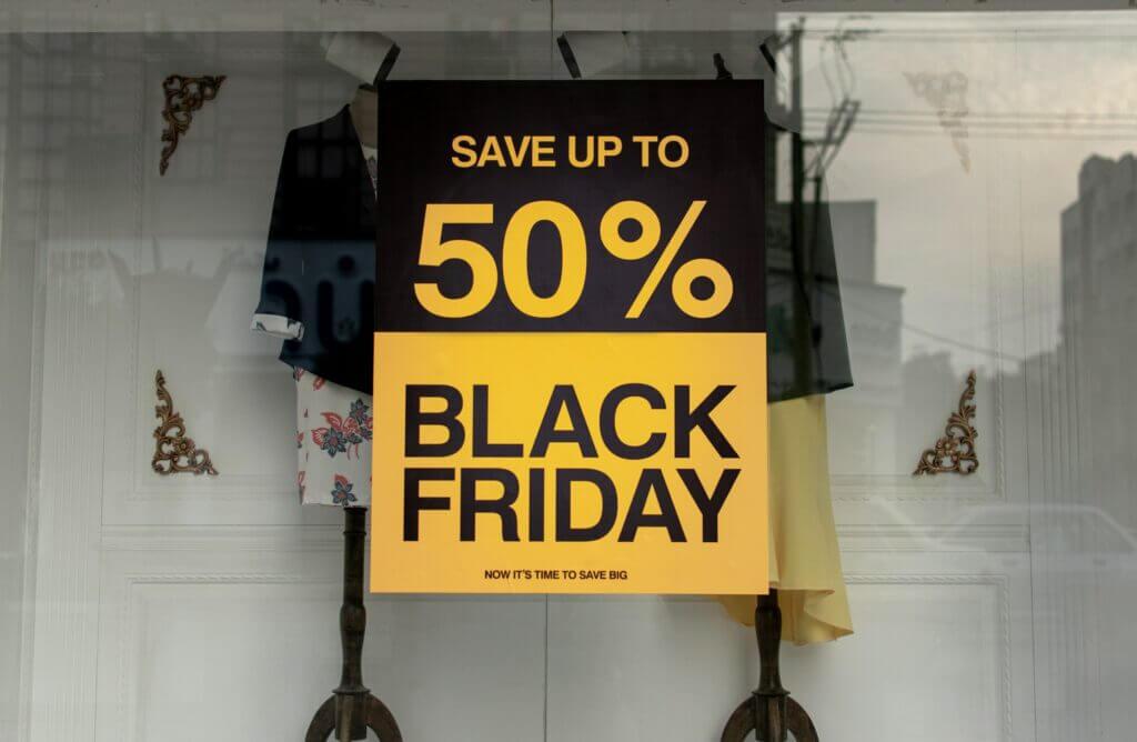 Qual setor será beneficiado pela Black Friday?