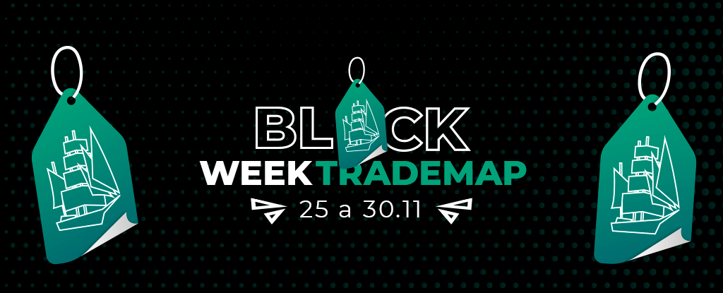 Black Week do TradeMap