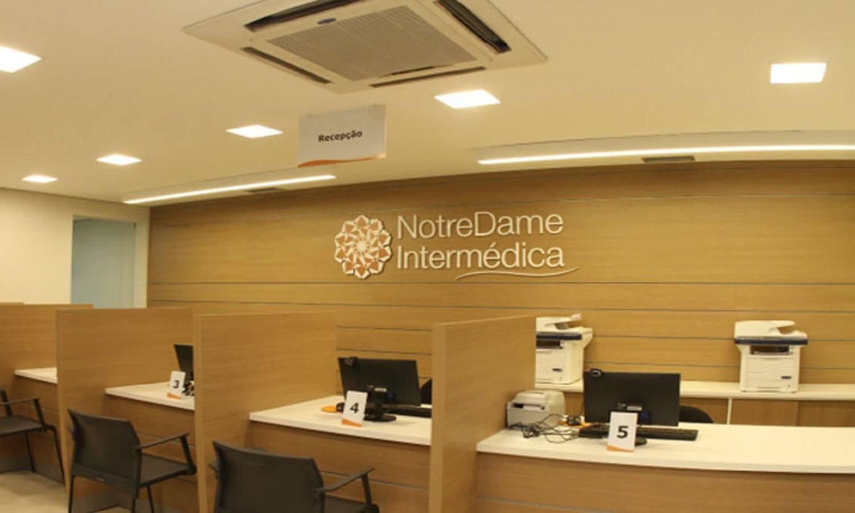 NotreDame Intermédica/ Divulgação