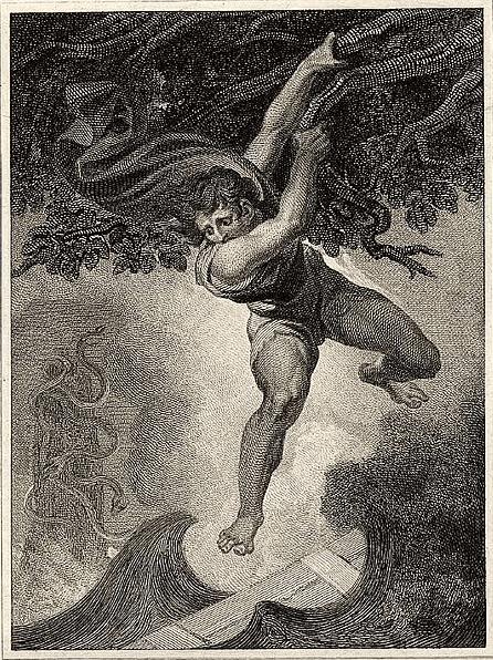Arte: William Bromley (domínio público)