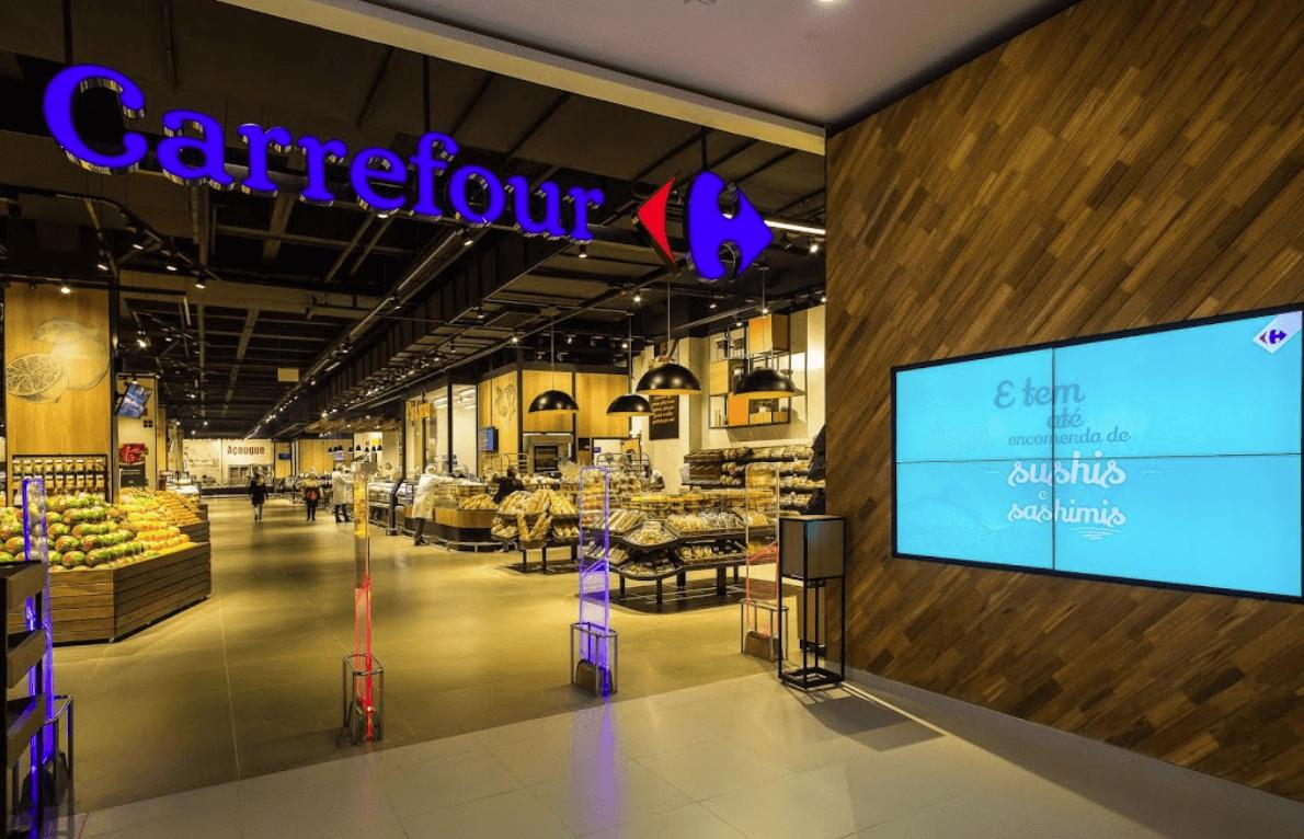 Carrefour registra lucro 47% maior no quarto trimestre de 2020