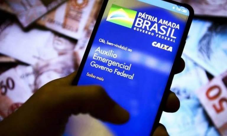 Auxilio Emergencial Agencia Brasil