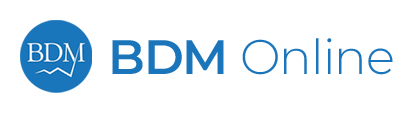 Logo BDM Online