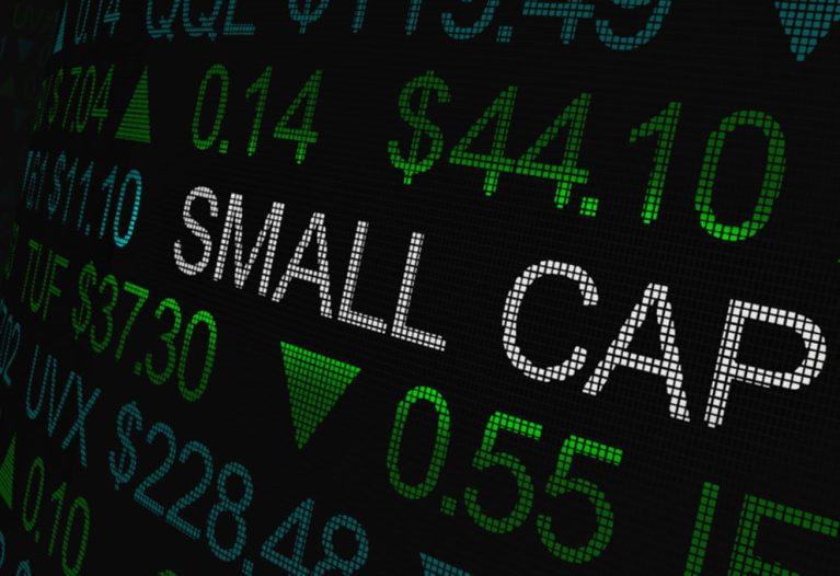 Small Caps Shutterstock