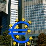 European central bank euro frankfurt germany 3 2