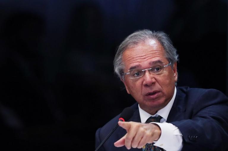 Paulo guedes foto Divulgacao Agencia Senado