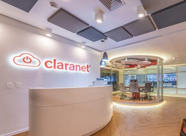 Claranet - foto reprodução do Facebook