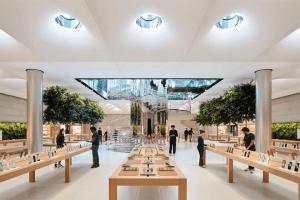 Apple divulgacao