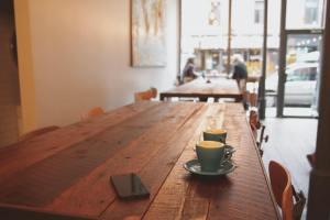 Cafe Unsplash