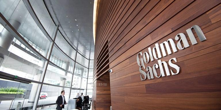Divulgacao Goldman Sachs