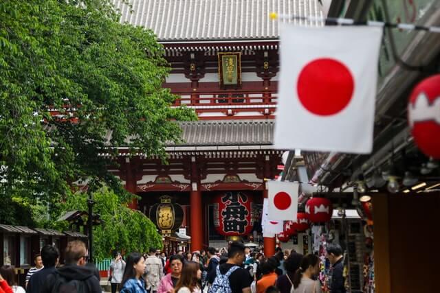 Japão unsplash